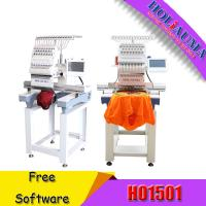 China Factory direct sale tajima type one head computer embroidery machine price on sale