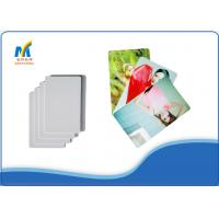 Quality CE Plastic White Inkjet Printable PVC Cards for Membership / Educational ID for sale