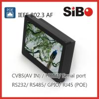 Quality 7 Inch Enhanced POE Tablet PC / POE Panel PC for sale