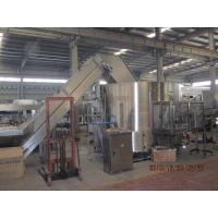 Quality fully automatic plastic beverage bottles unscrambling machine for sale