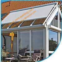 Buy cheap Glass Room Motorized Romote Control Skylight Conservatory Roof Awning from wholesalers