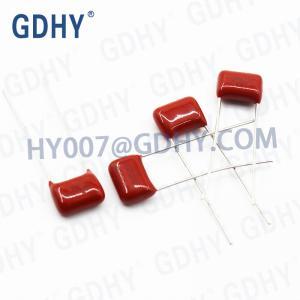 Quality 333J630V 0.033UF 630V MEF CL21 Polyster Film Capacitor for sale