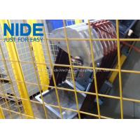 Buy Automatic large Coil Winding Machine Wire Winding Equipment for big powder motor pump motor at wholesale prices