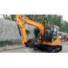 8 ton DOOSAN hydraulic pump,EATON valve,EATON Motor,0.3m3 bucket medium sized track excavator for sale for sale