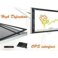 Quality Aluminum frame All-in One touch PC & Tv 10 points touching for Education and Classroom for sale