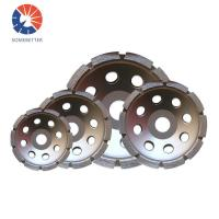 Quality 100-230mm Abrasive Stone Diamond Turbo Cup grinding wheels for Granite Marble Cutter for sale
