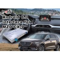 Buy cheap CX -9 Upgrade Android Multimedia Car Multimedia Navigation System Mirrorlink / Bt / DVD from wholesalers