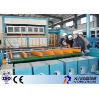 Quality Automatic Rotary Pulp Molding Apple Tray Making Machine / Paper Pulp Molding Machine for sale