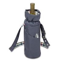China Picnic Time Wine Duffel cooler bag-Collection Insulated Single Bottle picnic bag-promotion on sale