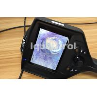 China Aircraft Maintenance Industrial Video Scope With Camera 0.45 Mega Pixel Infrared Thermometry for sale
