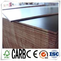 Quality Phenolic Film Faced Plywood / Cheap Marine Plywood for Construction for sale