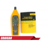 Buy Fluke 971 Temperature Humidity Meter Psychrometer 99 Record Capacity at wholesale prices