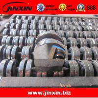 China JINIXN stainless steel glass clamp for staircase railing design on sale
