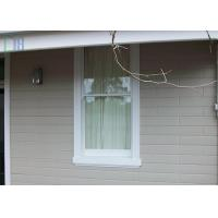 Quality Double Hung Aluminium Vertical Sliding Windows Up and Down With Thermal Break System for sale