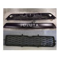 China Custom Front Grill Mesh TRD PRO Style For Toyota 4Runner 2014 - 2018 / Car Exterior Parts on sale