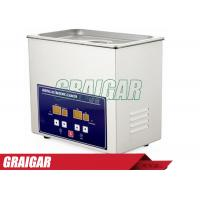 Quality Smart & User-friendly Digital Ultrasonic Cleaner Machine with Stainless Steel Material 3L PS-20A for sale