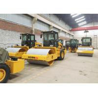 Quality Small Front End Compactor Road Roller 8000kg Operating Weight With YN4100 Engine for sale