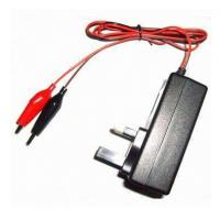 Quality Universal Smart Lead Acid Battery Charger 12Vdc 3 Stage 1A For Airsoft gun for sale