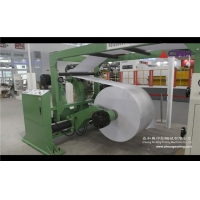 China Energy Saving Notebook Making Machine With Spine Taping Easy Operation on sale