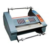 Quality High Precision No Curling Book Lamination Machine For Paper And PVC Card for sale