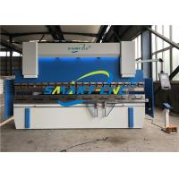 China 125 Ton Hydraulic Press Brake , 4000mm Aluminum Sheet Bending Machine For Mild Steel on sale