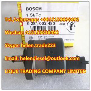 Quality BOSCH  Genuine and New 0281002480 , 0 281 002 480 , 13 51 7 787 537 ,13517787537   DRV pressure valve for sale