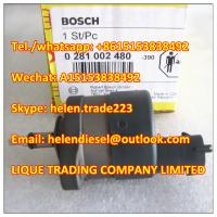 Quality BOSCH  Genuine and New 0281002480 , 0 281 002 480 , 13 51 7 787 537 ,13517787537   DRV pressure valve for sale