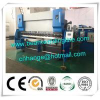 Quality CNC Bending Machine Amada Design , Hydraulic Press Brake For Stainless Steel Bending for sale