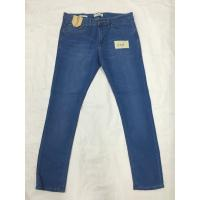 Quality European American Regular Mens Tapered Jeans Stretch Straight Comfortable for sale