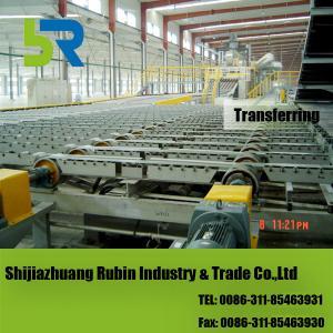 Quality 15 million sq.m gypsum plasterboard production line for sale