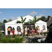 Quality Customized Events Tents for Wedding Party with Curtain and Lining for sale
