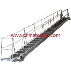 Quality Marine accommodation ladder, wharf ladder, gangway ladder,rope ladder,ship embarkation ladder,ship draft ladder for sale