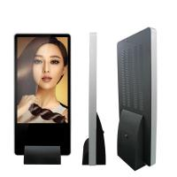 Quality Ultra Slim All In One Digital Signage , Advertising Playing Vertical Digital Signage Display for sale