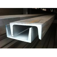 Buy cheap 430 Stainless Steel Channel Cold Rolled With Well Mechanical Capacity from wholesalers
