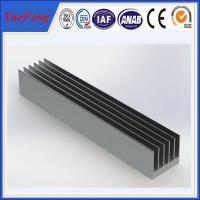 Buy OEM 300 types per year anodized aluminum alloy profile extruded aluminum at wholesale prices