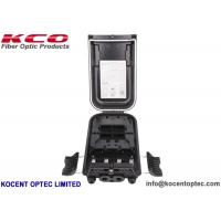 Quality Compact Size Fiber Optic Terminal Box KCO-0416B 16 Port Waterproof Easy Operation for sale