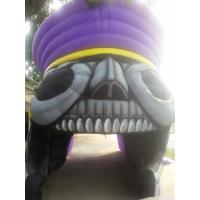 Quality Customized attractive Horse inflatable football helmet tunnel for sale