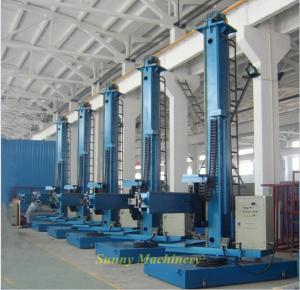 China Automated Industrial Column Boom Welding Machine , Sub Arc Welding Machine ZH-4050 on sale