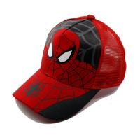 Quality Durable Kids Spider-man Baseball Cap Cool Design Toddler Boy Baseball Caps for sale