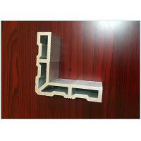 Quality Sandblast Al Extrusion Profile , LED Lighting Aluminium Industrial Profile for sale
