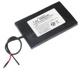 Quality Airsoft Gun 7.4volt 1000mah Li-Polymer Battery Packs For RC Car for sale
