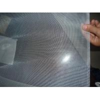 Quality Anti Rust Stainless Steel Fly Screen Mesh Resistance To Impact Force Strong for sale