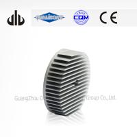 Quality Precision Large LED Industrial Anodized Aluminum Heatsink for sale