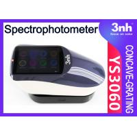 Quality 3nh Textile Fabric Cloth Paint Matching Spectrophotometer YS3060 D / 8 ° 400 ~ 700nm Color Machine for sale