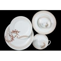 Cheap prices China 30 pcs porcelain dinnerware set from BEILIU Manufacturer for sale