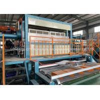 Quality Large Capacity Automatic Paper Pulp Tray Machine / Egg Tray Manufacturing Machine for sale