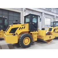 Buy cheap 8000kg 608S Heavy Equipment Roller , Small Road Roller Construction Machinery from wholesalers