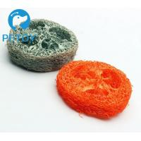 Quality Colorful Loofah Puppy Durable Pet Toys Eco - Friendly Customized Size for sale