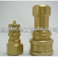 "Quality Brass 1/4""NPT quick release coupler for sale"