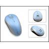 Newly Ergonomics Designed Red / Green / Black Basic USB Optical Mouse for sale